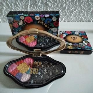 アナスイ(ANNA SUI)の新品未使用 アナスイ メイクアップパレット1&フェイスカラー302(コントロールカラー)