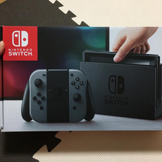 Nintendo Switch - 【美品】Nintendo Switch  グレー