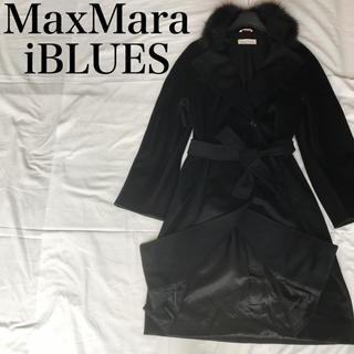 イブルース(IBLUES)のイブルース 上品なコート【 バーバリー アナイ フォクシー エポカ 好きに(毛皮/ファーコート)