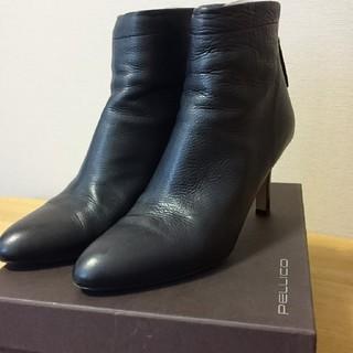 ペリーコ(PELLICO)のPELLICO ショートブーツ(Deuxiem classe 別注)(ブーツ)