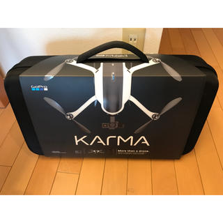 GoPro - GoPro Karmaドローン with HERO6 新品 未開封