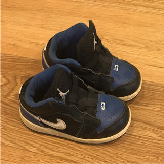 ナイキ(NIKE)のジョーダン 子供靴 11.5cm(スニーカー)