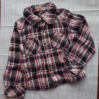 ブランシェス(Branshes)のRESRUDY チェックシャツ(その他)