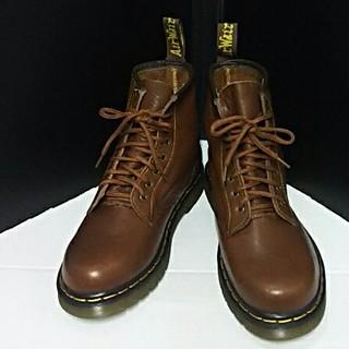 ドクターマーチン(Dr.Martens)の最値!ほぼ新品!希少イングランド製!ドクターマーチン 8ホールブーツ25(ブーツ)