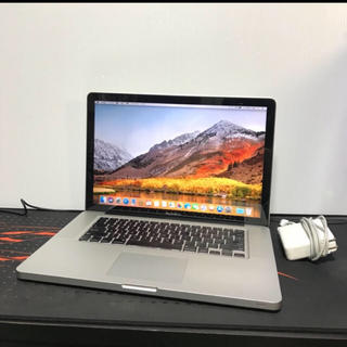 アップル(Apple)のMacbook Pro i7 16GB(ノートPC)