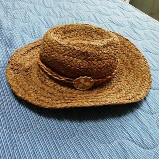 ヘレンカミンスキー(HELEN KAMINSKI)のKAMINSKI XY 帽子(麦わら帽子/ストローハット)