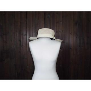 シンプリシテェ(Simplicite)の879 SIMPLICITEカンカン帽 シンプリシテェジョイントワークス製(麦わら帽子/ストローハット)