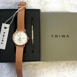 トリワ(TRIWA)の新品 TRIWA FALKEN トリワ ファルコン(腕時計)