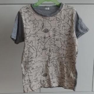 ジーユー(GU)の130/Tシャツ(Tシャツ/カットソー)