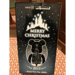 ベアブリック クリスマス 2015 400%