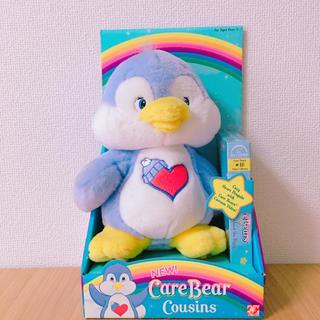 CareBears - ケアベア カズンズ  コージーハートペンギン