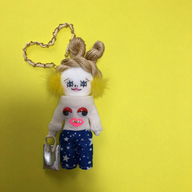 parapara1010様専用 ハンドメイドのファッション小物(バッグチャーム)の商品写真