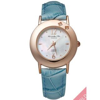 アレッサンドラオーラ(ALESSANdRA OLLA)の値下げ 新品   腕時計  レディース  Alessandra Olla  (腕時計)