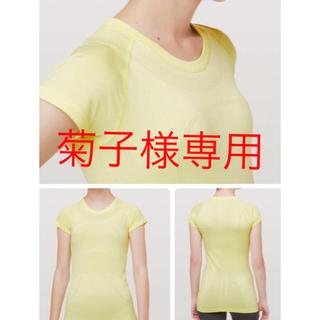 ルルレモン(lululemon)のルルレモンTシャツ 新品未使用サイズ6(ヨガ)