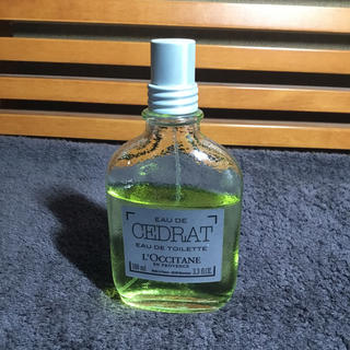 ロクシタン(L'OCCITANE)のセドラ L'OCCITANE 100ml(香水(男性用))
