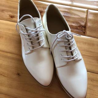 ジーユー(GU)のレースアップシューズ(ローファー/革靴)
