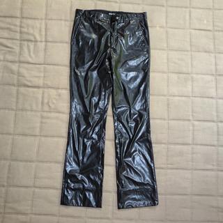 ラフシモンズ(RAF SIMONS)のRaf Simons 17ss fake leather pants(その他)