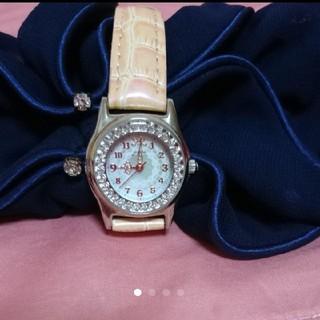 プロポーションボディドレッシング(PROPORTION BODY DRESSING)のプロポ 腕時計 サーモンピンク(腕時計)