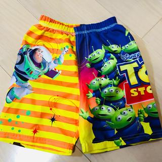 ディズニー(Disney)の新品⭐︎男の子 トイストーリー 水着 90センチ(水着)