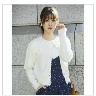 トッコ(tocco)の【新品】ニットカーディガン (カーディガン)