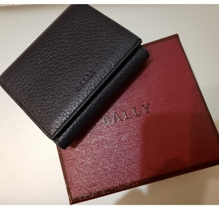 Bally - 新品 BALLY バリー三つ折り財布