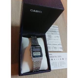 カシオ(CASIO)のcasio AL-180 ソーラー 腕時計 廃盤(腕時計(デジタル))