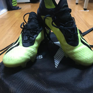 アディダス(adidas)のadidas X サッカースパイク(シューズ)