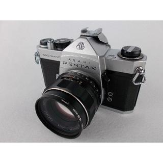 ペンタックス(PENTAX)のフィルムカメラ Pentax SP 55 1.8 直ぐに撮影できます(フィルムカメラ)