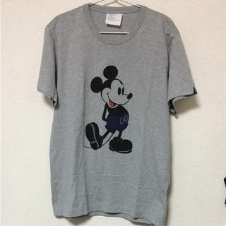 ネクサスセブン(NEXUSVII)のNEXUS 7 ネクサスセブン ループウィラー ミッキー ディズニー tシャツ(Tシャツ/カットソー(半袖/袖なし))