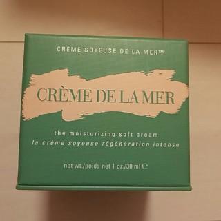 ドゥラメール(DE LA MER)のドゥ・ラ・メール クリーム 30ml(フェイスクリーム)