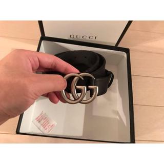 グッチ(Gucci)のGUCCI レザー ベルト(ベルト)