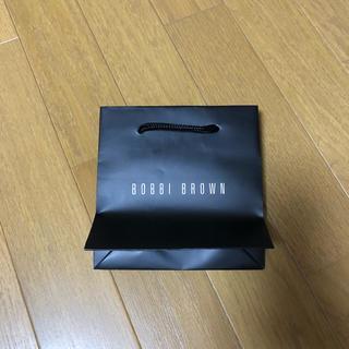 ボビイブラウン(BOBBI BROWN)のBOBBI BROWN 紙袋(ショップ袋)