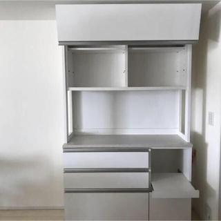 オオツカカグ(大塚家具)の期間限定出品    最終価格    高級食器棚  BLUMOTION  (キッチン収納)