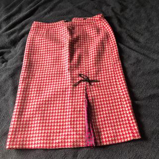 エーティー(A/T)のA/T スカート(ひざ丈スカート)