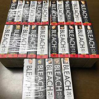 シュウエイシャ(集英社)のBLEACH  コンビニコミック全巻セット(全巻セット)