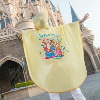 ディズニー(Disney)のディズニー 夏祭り ポンチョ 新品タグ付 在庫5(キャラクターグッズ)