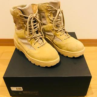 アディダス(adidas)のmeveus7様専用 yeezy season 4 コンバットブーツ 42(ブーツ)