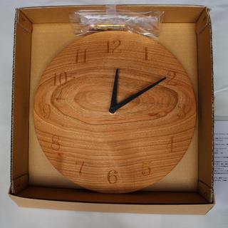 三谷龍二 時計 大 ラウンドウォールクロック(掛時計/柱時計)