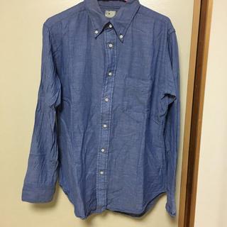 カトー(KATO`)のカトー シャンブレーシャツ(シャツ)