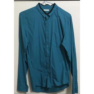 ジーユー(GU)のシャツ(シャツ/ブラウス(長袖/七分))