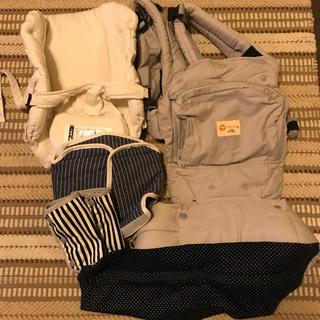 ベルメゾン(ベルメゾン)のナップ ナップ 抱っこ紐 新生児パッド 抱っこ紐収納カバー 首かっくんカバー(抱っこひも/おんぶひも)