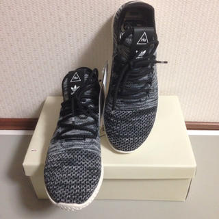 アディダス(adidas)のadidas ORIGINALS ファレルウィリアムス TENNIS HU PK(スニーカー)