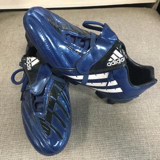 アディダス(adidas)の新品 アディダス プレデター サッカー スパイク 24.5cm(シューズ)