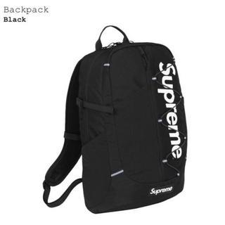 Supreme - 17ss supreme Backpack 新品 半タグ付