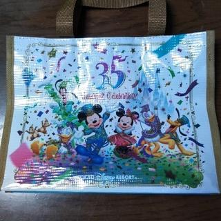 Disney - ディズニー35周年バック3個