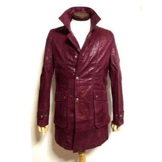 定価7.2万 トルネードマート メンズ ステンカラー コート L(ステンカラーコート)