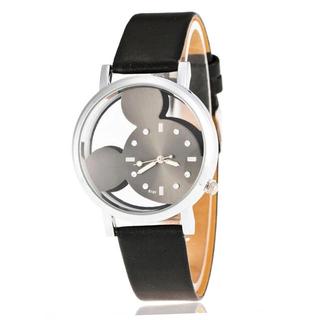 Disney - ミッキー腕時計ブラック☆
