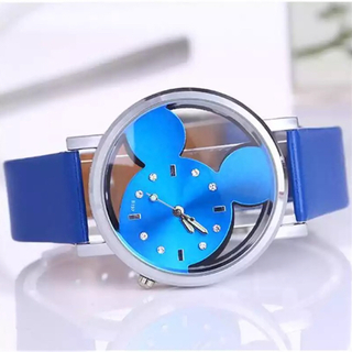Disney - ミッキー腕時計ピンク☆