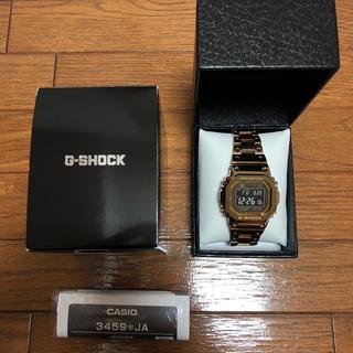 ジーショック(G-SHOCK)の新品未使用 G-SHOCK GMW-B5000GD-9JF (腕時計(デジタル))