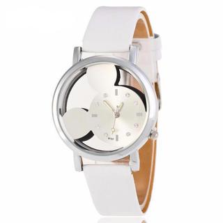 Disney - ミッキー腕時計ホワイト☆